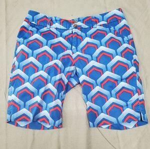 Loudmouth Bermuda Shorts Size 6